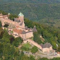 Château Du Haut Koenigsbourg Orschwiller