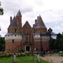 Château Fort De Rambures Rambures