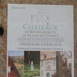 Châteaux De Bourgogne