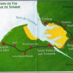 Chemin De Fer De La Baie De Somme Saint Valéry Sur Somme