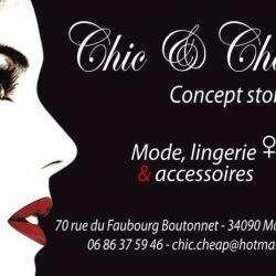 Chic & Cheap Montpellier
