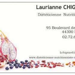 Laurianne Chignard Henneveu Diététicienne Nutritionniste Nantes