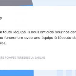Choix Funéraire Pompes Funèbres De La Saulaie Doué La Fontaine