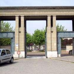 Cimetière De Montrouge Montrouge