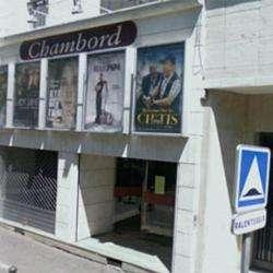 Cinéma CINEMA CHAMBORD - 1 - Entrée -