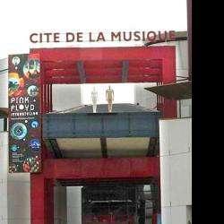Cité De La Musique Paris