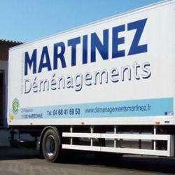 Cité Transports Déménagements Martinez Narbonne