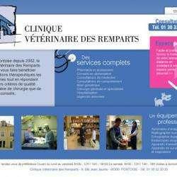 Clinique Veterinaire Remparts Pontoise
