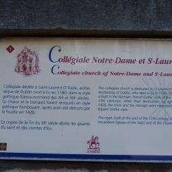 Collégiale Notre Dame & St Laurent Eu
