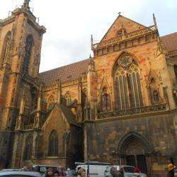 Collegiale St Martin Cathedrale