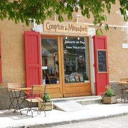 Epicerie fine Comptoir Du Meaudret - 1 - Vue De La Terrasse -