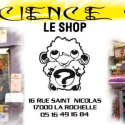 Conscience Le Shop La Rochelle