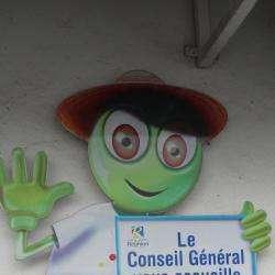 Ville et quartier Conseil Général de la Réunion - 1 -