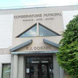 Centre culturel Conservatoire municipale FJ Gossec - 1 -