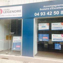 Cours Particuliers Legendre Nice