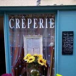 Restaurant CRêPERIE LA ROCHE AUX FéES - 1 - Crédit Photo : Page Facebook, Crêperie La Roche Aux Fées à Charlieu -
