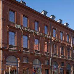 Crowne Plaza Toulouse Toulouse