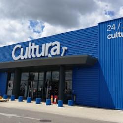 Librairie Cultura - 1 -