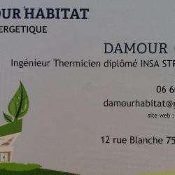 Damour Habitat Audit Paris
