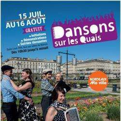 Dansons Sur Les Quais Bordeaux