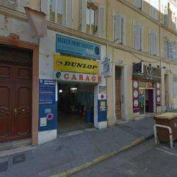 Decazes Pneus Service Marseille