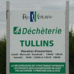 Déchèterie Du Pays Voironnais Tullins