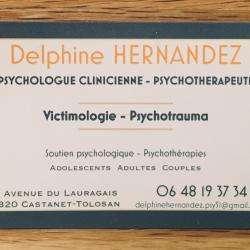 Delphine Hernandez  Castanet Tolosan