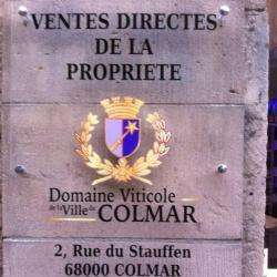 Domaine Viticole De La Ville De Colmar Colmar