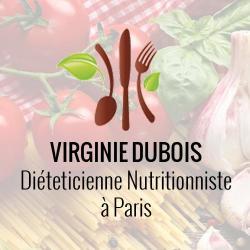 Diététicien et nutritionniste DUBOIS VIRGINIE - 1 -