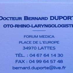 Duporté Bernard Lattes