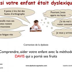Dyslexie Isabelle Charbon Bordeaux