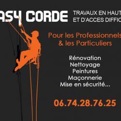 Easycorde - Travaux En Altitude La Madeleine