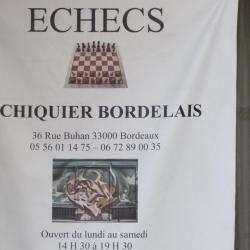 Echiquier Bordelais Bordeaux