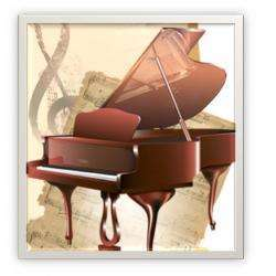 Activité pour enfant Ecole de piano
