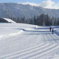 Ecole De Ski Nordique De La Vattay Divonne Les Bains