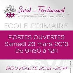 Ecole Saint Ferdinand Bordeaux