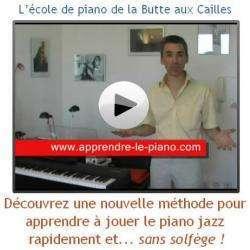 Ecole Speed Piano Paris
