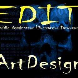 Tatouage et Piercing Edit Artdesign - 1 -