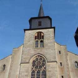 Lieux de culte Eglise du Christ-Roi ou Saint Géran - 1 -