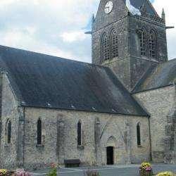 Eglise Notre Dame De L'assomption Sainte Mère Eglise