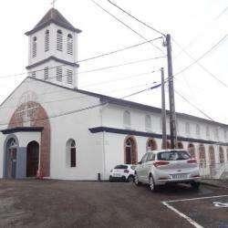 Eglise Notre-dame De La Nativité Schoelcher