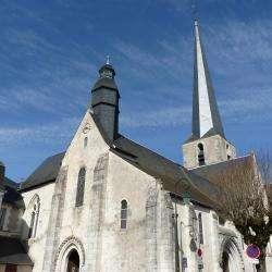 Lieux de culte Eglise Saint Aignan - 1 -