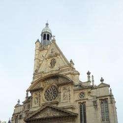 Eglise Saint Etienne Du Mont