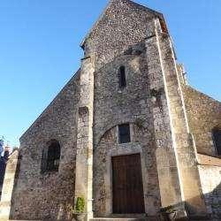 Eglise Saint  Hippolyte Dormans