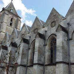 Eglise Saint-martin Naours