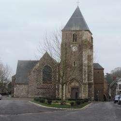 Eglise Saint Martin Saint Valéry Sur Somme
