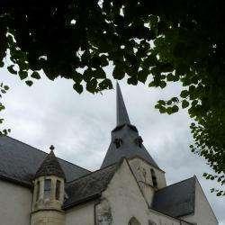 Eglise Saint Mondry Cellettes