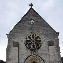 Lieux de culte Eglise Saint Nazaire - 1 -