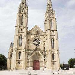 Eglise Sainte-baudile Nîmes
