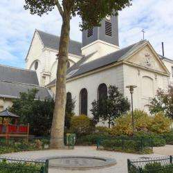 Eglise Sainte Marguerite Paris